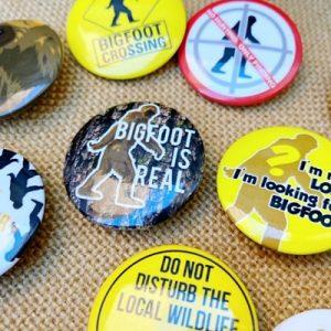 Bigfoot Buttons