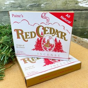 Paine's Red Cedar Incense