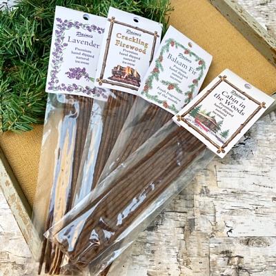 Natural Hand Dipped Incense