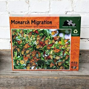 Monarch Migration Puzzle