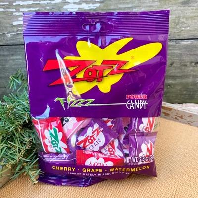 ZOTZ Fizz Candy - Small Bag